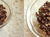 Muesli diététique millet sarrasin avoine cacaoté sirop d'agave