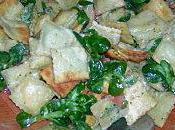 Salade ravioles