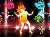 Just Dance console Nintendo