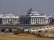 nouveau parlement birman garde-à-vous janvier prochain