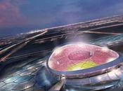 Qatar 2022 stades climatisés l'énergie solaire