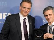montre Hublot offerte gagnants FIFA BALLON D'OR 2010
