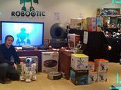 robots dans centre-ville Nantes