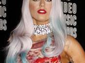 Lady Gaga mieux payée 2011