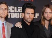 Adam Levine chanteur Maroon tourne second clip avec compagne