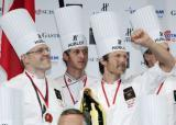 Bocuse d'Or Europe résultats