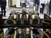 Lotus Renault équipe britannique