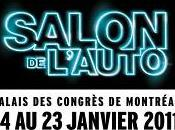 janvier 2011, Salon International l'Auto Montréal!