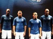 Equipe France photos officielles nouveau maillot Bleus