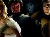 X-Men First Class: Première photo officielle casting costume