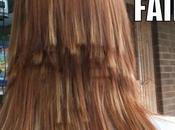 Coupe cheveux distinguée