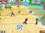 Mario Sports fait plein d'images