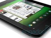 Touchpad tablettes WebOS séduisantes