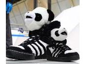 adidas Originals Panda Jeremy Scott