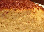Gâteau lait concentré pâte spéculoos