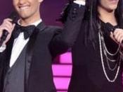 Amélie, Senna, Benoit Thomas Music Awards. Chrismaelle débarque