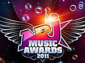 Music Awards 2011 tous gagnants soirée