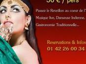 Réveillon Saint Sylvestre Bollywood 2011 Autre chez bharadi paris