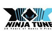 Festival Ninja Tune Musical Elysée Montmartre Paris