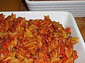 Tuna Baked Pasta (Fusilli Thon four)