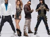stades France pour Black Eyed Peas