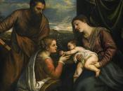 Titian's Sacra Conversazione: Madonna Child with Saints Luke Catherine Alexandria