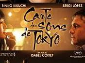 CARTE SONS TOKYO (Map sounds Tokyo) d'Isabel Coixet