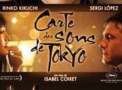 CARTE SONS TOKYO (Map sounds Tokyo) d'Isabel Coixet