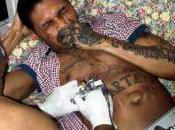 Vybz Kartel tatouages inquiètent