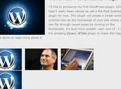 Wordpress Post Switcher
