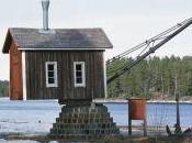 maisons rouges suédoises, témoins l'histoire