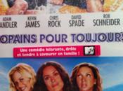 """Copains d'abord """"hilarant, drôle tendre"""" (sic)"""