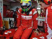 Felipe Massa aussi étrenne F150