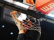 joueur basket passe travers panier avec corps videos