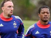Ribéry-Evra: délirium tremens Chantal Jouanno.
