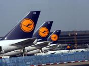 cause hausse prix pétrole, Lufthansa augmente
