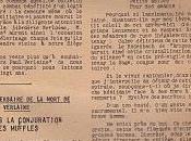 Cahiers Paul Verlaine. 1953-1970