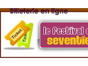 billetterie festival Seventies contrôlée Weezevent.com