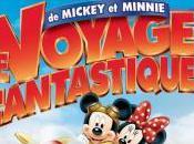 Disney glace voyage fantastique Mickey Minnie Dates spectacles Colisée Pepsi