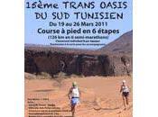 Transoasis Tunisien: course aura bien lieu!