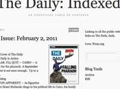 Daily proposé web… manière détournée