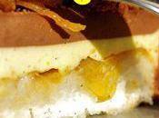 Biscuit léger confit kumkat crème vanille suprême chocolat