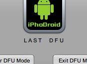 [Hack] Mettre votre iPhone DFU, automatiquement.