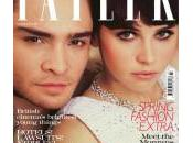 Westwick Felicity Jones couverture Tatler