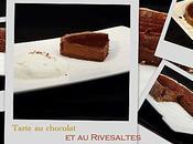 Tarte chocolat Rivesaltes