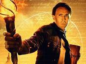 Benjamin Gates avec Nicolas Cage... février 2011