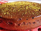 Carrot Chocolat cake, sans beurre, presque sucre...