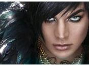 Adam Lambert Sortie d'un CD/DVD mars prochain