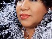 Aretha Franklin, back stage