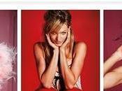 Laissez vous envouter charme anges Victoria's Secret pour Saint Valentin